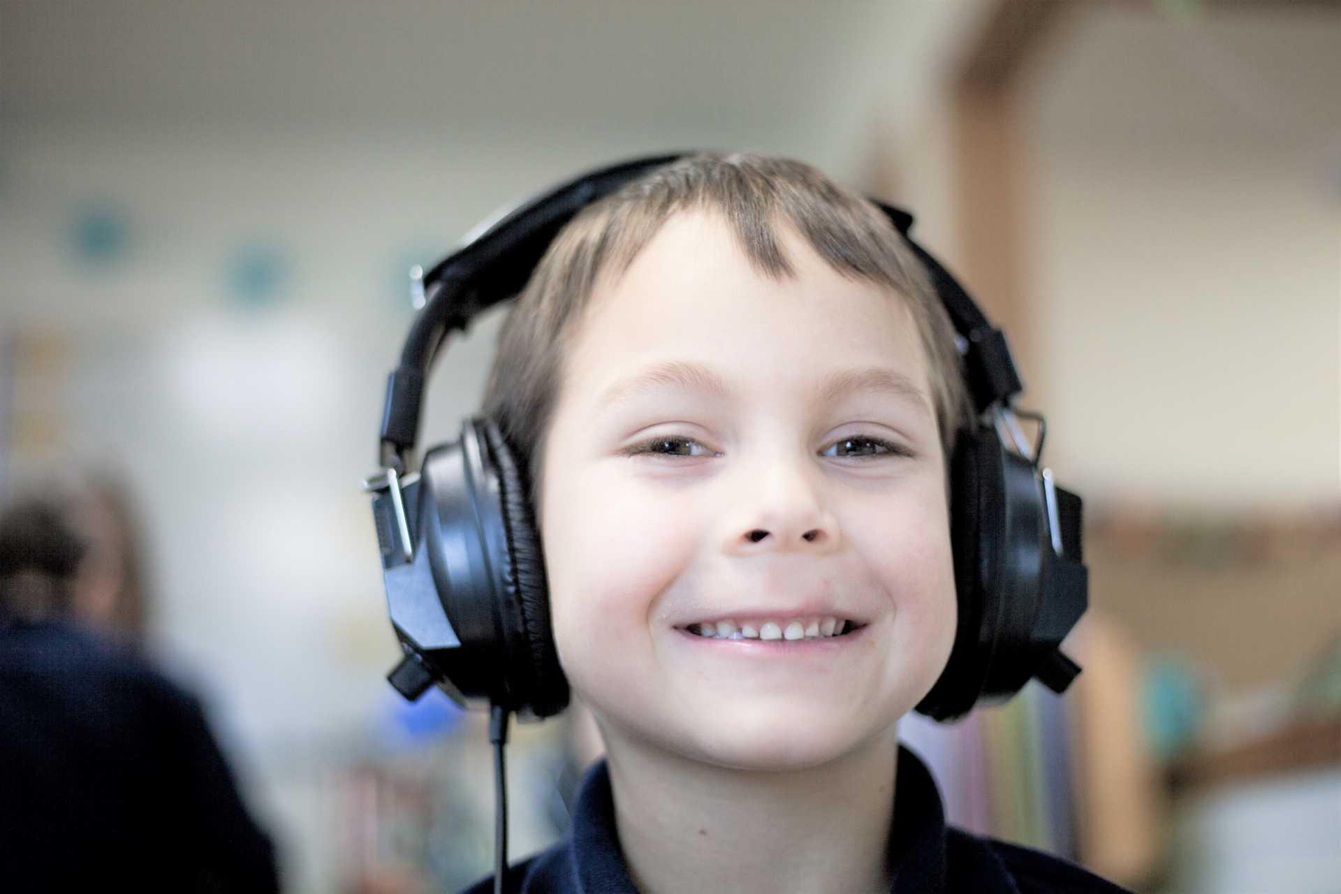 Lapsen ääniyliherkkyys